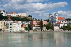 Passau, Germany Stock Photo