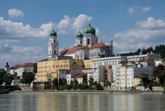 Passau, Germany Stock Images