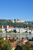Passau,Lower Bavaria,Germany Royalty Free Stock Image