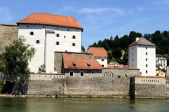 Passau Niederhaus Stock Photography