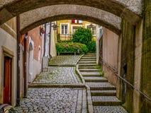 Passau-Schritte Lizenzfreie Stockbilder