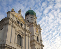 Passau, St. Stephans Cathedral Stock Image