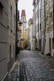 Passau Tyskland Arkivbild