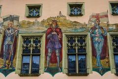 Passau Tyskland Royaltyfri Bild