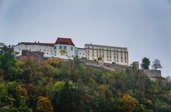 Passau Tyskland Fotografering för Bildbyråer