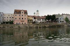 Passaupromenade Stock Foto