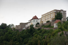 Passauvesting Stock Afbeelding