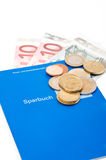Passbook Royalty Free Stock Photography