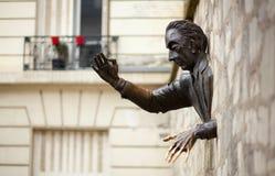 Passe-muraille ou as Caminhante-Através-Paredes Fotografia de Stock Royalty Free