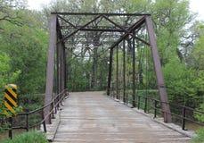 Passe a ponte Imagens de Stock