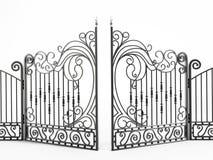 Passe a porta ilustração royalty free