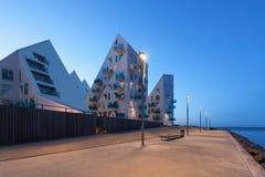 Passeggiata a Aarhus in Danimarca Immagine Stock