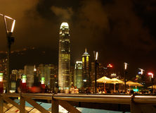 Passeggiata di HKK Fotografie Stock Libere da Diritti