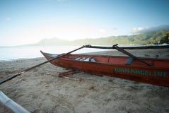 Passeggiata di mattina alla spiaggia Immagine Stock Libera da Diritti