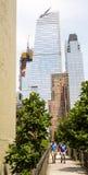 Passeggiata di New York Fotografia Stock Libera da Diritti