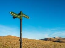 Passeggiata di primo mattino nel Pentlands Immagini Stock Libere da Diritti
