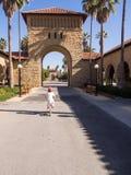 Passeggiata di Stanford Immagini Stock Libere da Diritti