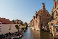 Passeggiata magnifica tramite i canali di Amsterdam immagine stock