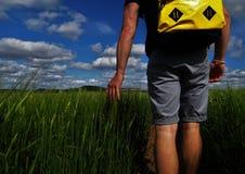 Passeggiate di estate Fotografia Stock Libera da Diritti