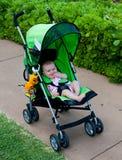 passeggiatore di bambino Fotografia Stock Libera da Diritti