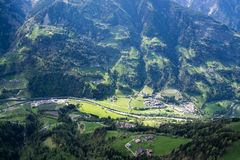 Passeier Valley, Trentino-Alto Adige, Italy Stock Photos