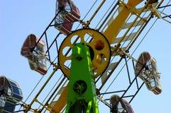Passeio 3 do carnaval fotos de stock royalty free