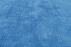 Passeio azul do cimento imagem de stock royalty free