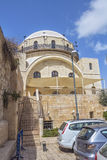 Passeio com o Jerusalém Imagem de Stock