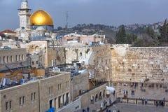 Passeio com o Jerusalém Fotos de Stock