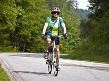 Passeio da bicicleta através de Geórgia Imagem de Stock Royalty Free