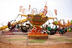 Passeio da feira de condado Imagens de Stock Royalty Free