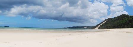 Passeio da praia de Moreton do cabo Imagens de Stock