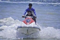 Passeio de Jetski em Bali Imagem de Stock Royalty Free