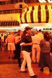 Passeio de Las Vegas Dia das Bruxas Imagem de Stock