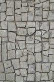 Passeio de pedra Imagem de Stock