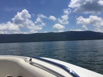 Passeio do barco Fotos de Stock