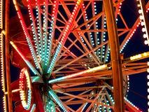 Passeio do carnaval Fotos de Stock Royalty Free