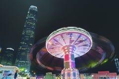Passeio do carnaval Fotografia de Stock Royalty Free