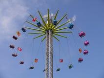 Passeio do carnaval em Fêtes de Genève fotografia de stock royalty free
