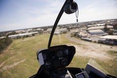 Passeio do helicóptero Fotografia de Stock