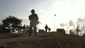 Passeio do soldado filme