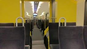 Passeio do trem a Solothurn video estoque