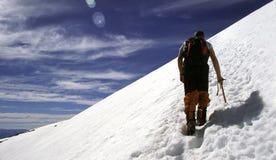 Passeio em a montanha de Villarricca Foto de Stock Royalty Free