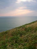 Passeio litoral Foto de Stock