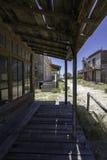 Passeio ocidental velho do estúdio do filme da cidade Fotografia de Stock