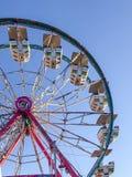 Passeios de Ferris Wheel Fair Fun Carnival fotos de stock