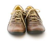 Passen Sie einen Schuh zusammen Lizenzfreies Stockbild