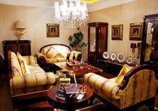 passend antiek meubilair Royalty-vrije Stock Foto