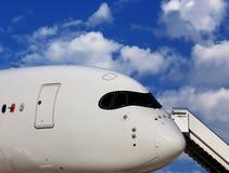 Passenger aircraft Royalty Free Stock Photos