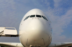 Passenger aircraft Royalty Free Stock Images